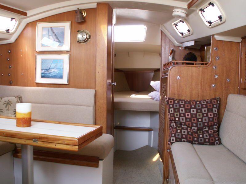 1992 Catalina Catalina 30 Mk Ii Tall Rig Catalina Rigs Sailboat