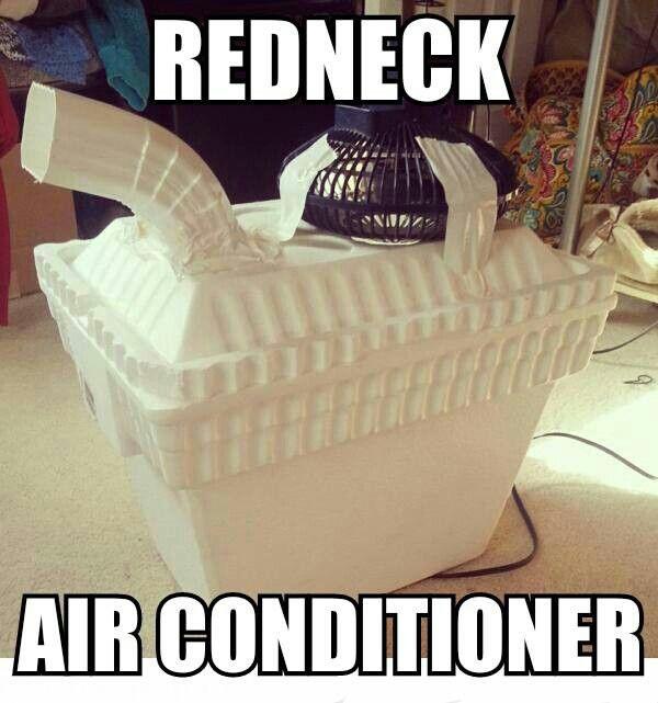 Redneck Air Conditioner Diy Awesomeness Pinterest