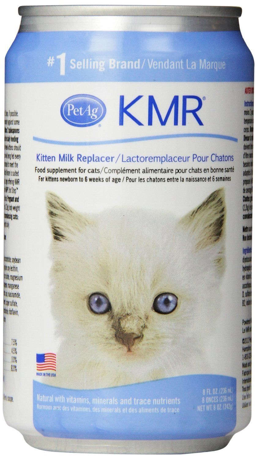 Kmr Liquid Milk Replacer For Kittens And Cats 8oz Cans Case Of 12 You Will Love This More Info Here Best Cat Food Cat Health Cats And Kittens Cats