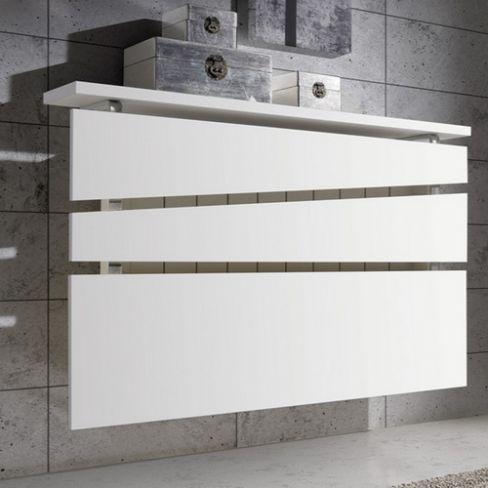 15 stylish ideas how to cover your radiators radi tor - Cubre escritorio ...