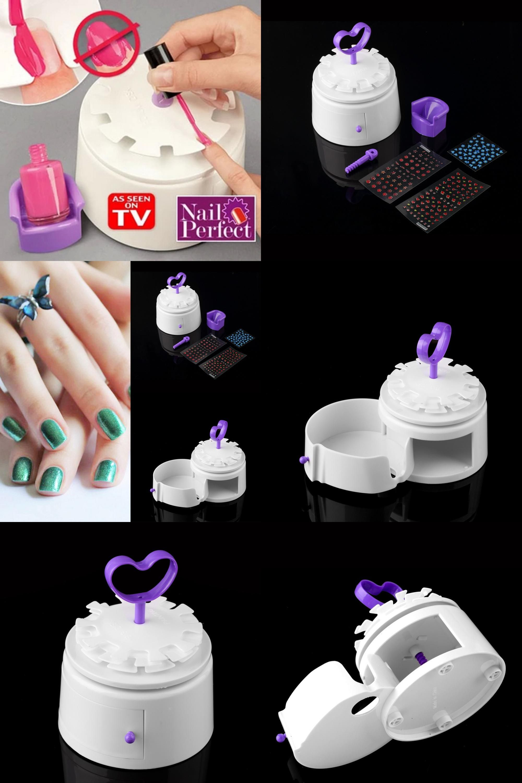 Visit To Buy 1 Set Nail Art Supply Salon Perfect Nail Manicure Kit