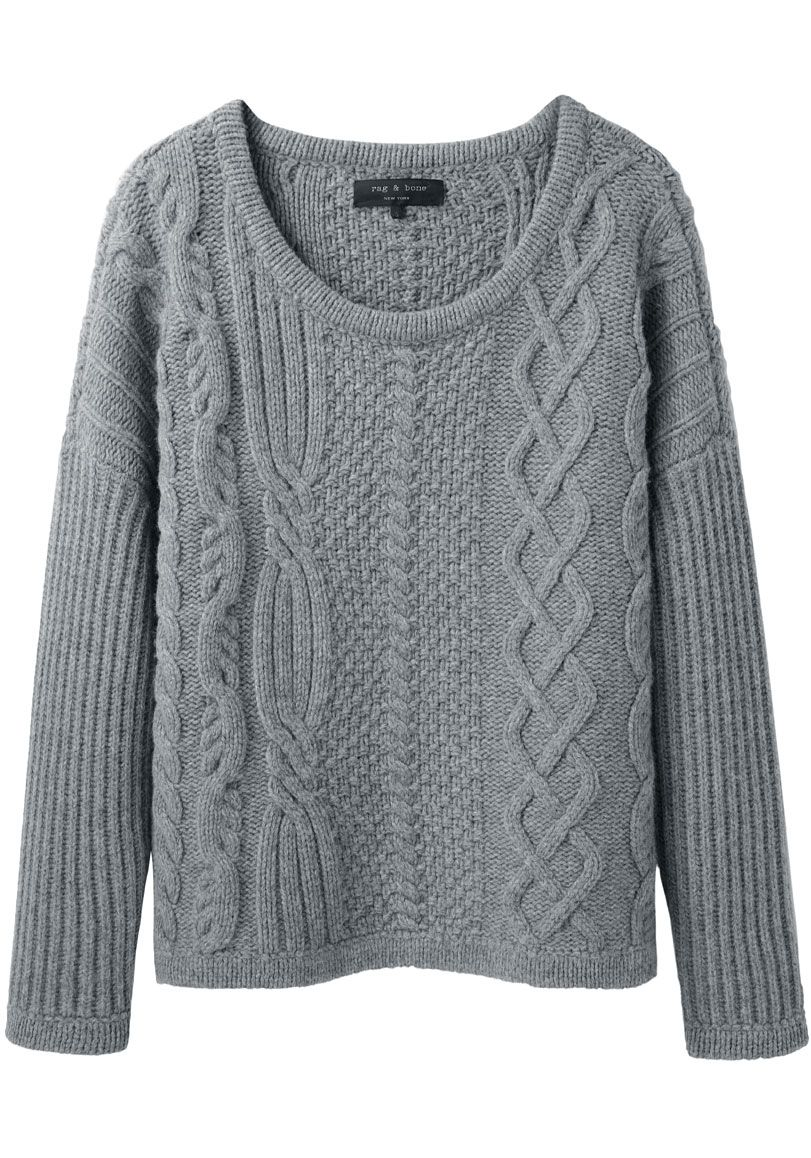 Rag & Bone | Cara Pullover | La Garçonne  395oo ~  Sometimes you see something so you ... this is so me.