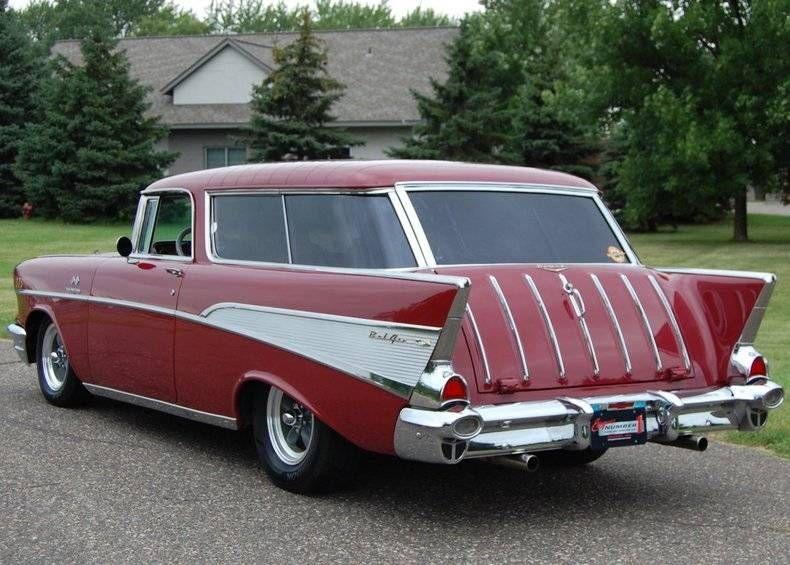 1957 Chevrolet Nomad For Sale 2148659 Hemmings Motor News