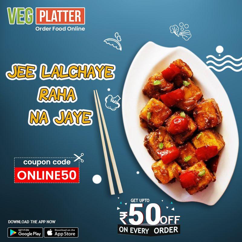 Jee Lalchaaye Raha Na Jaaye Order Food Online On