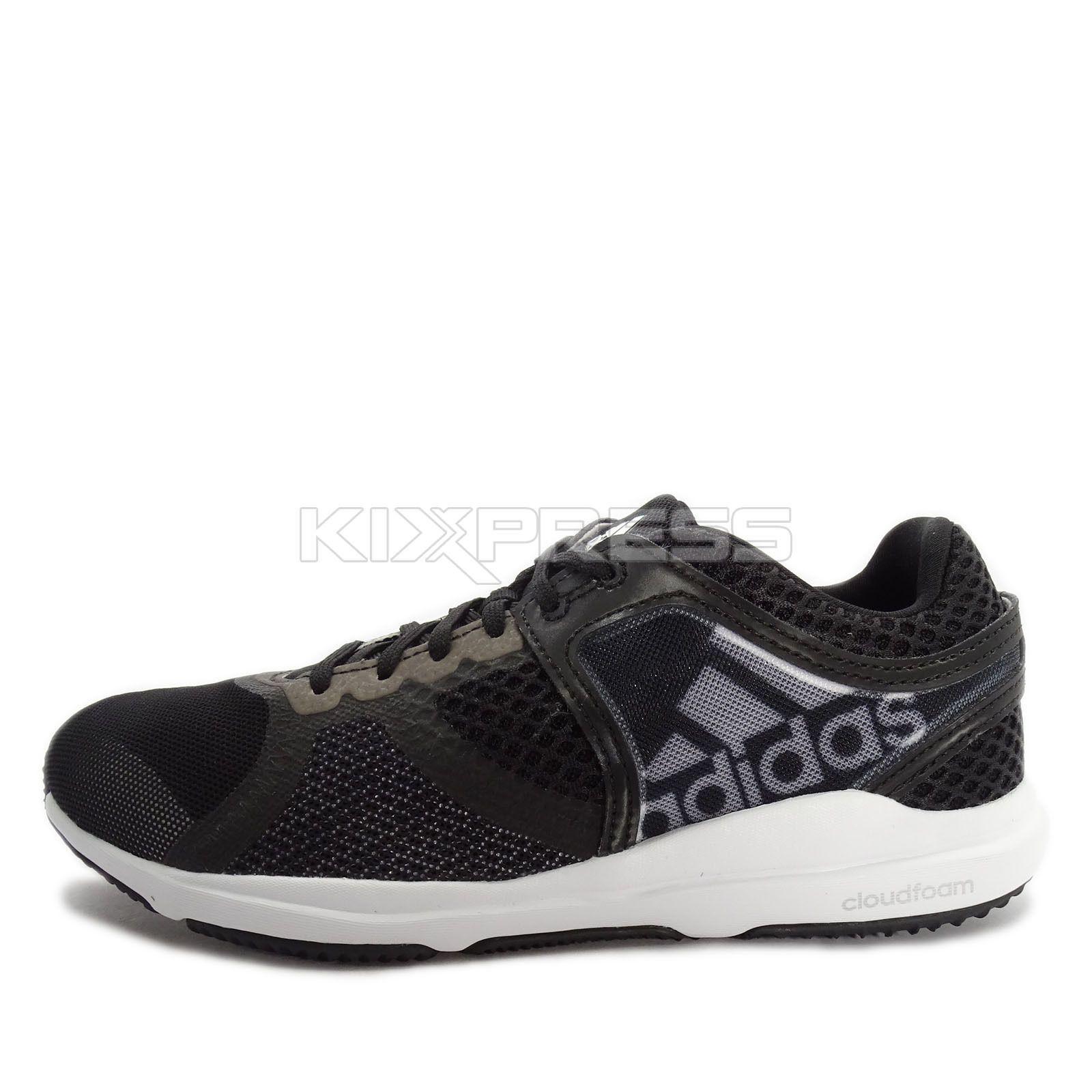adidas Crazymove CF W Black White Womens Cross Training Shoes Trainers