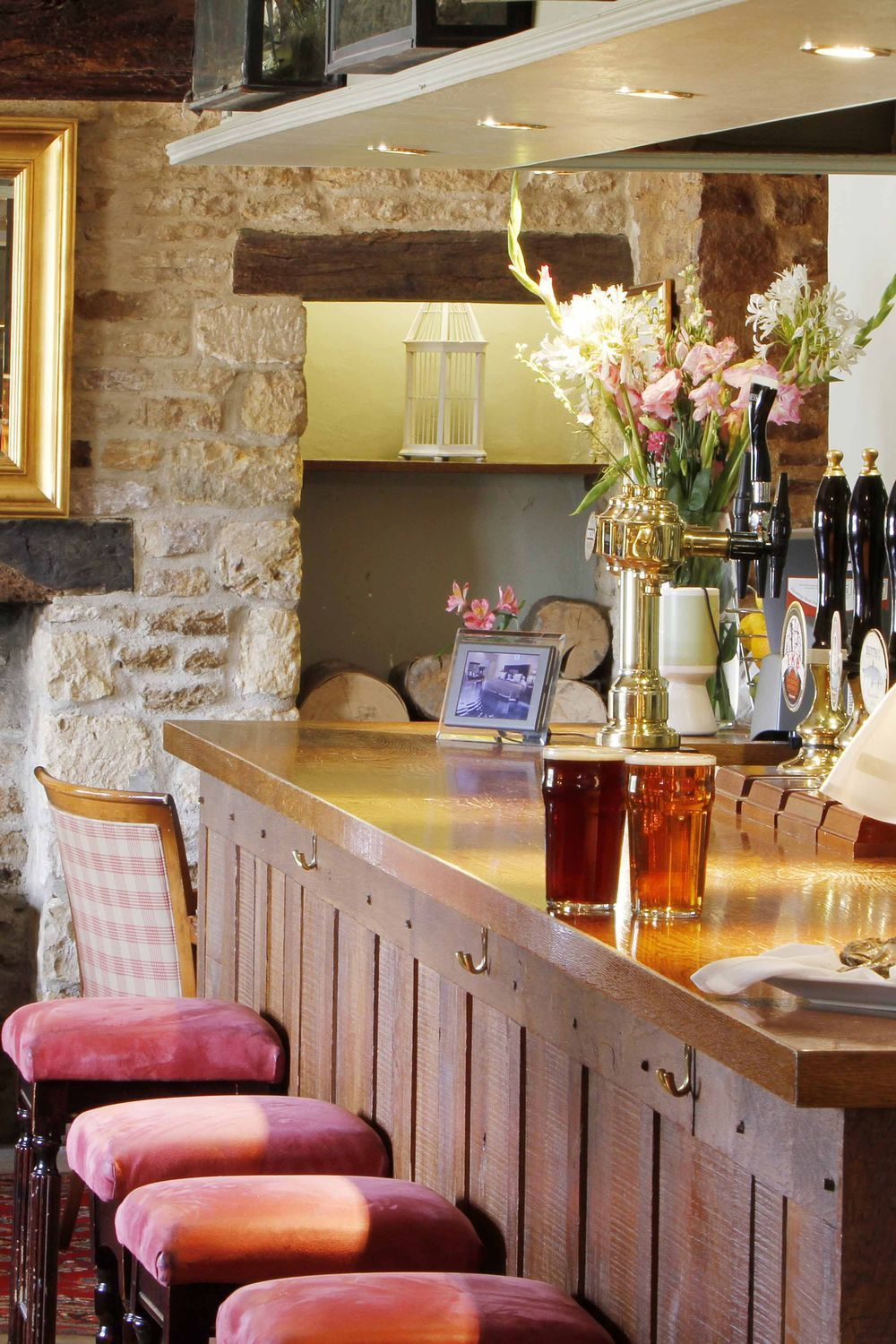 Country pubs with rooms
