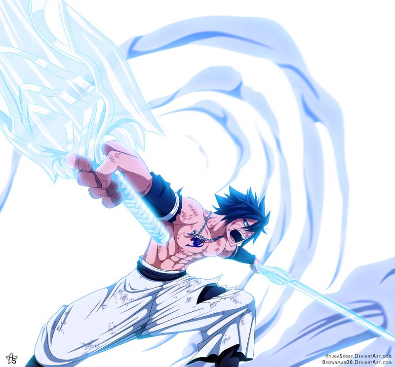 Gray Fullbuster Ice Bringer Fairy Tail Anime Fairy Tail Images Fairy Tail Gray