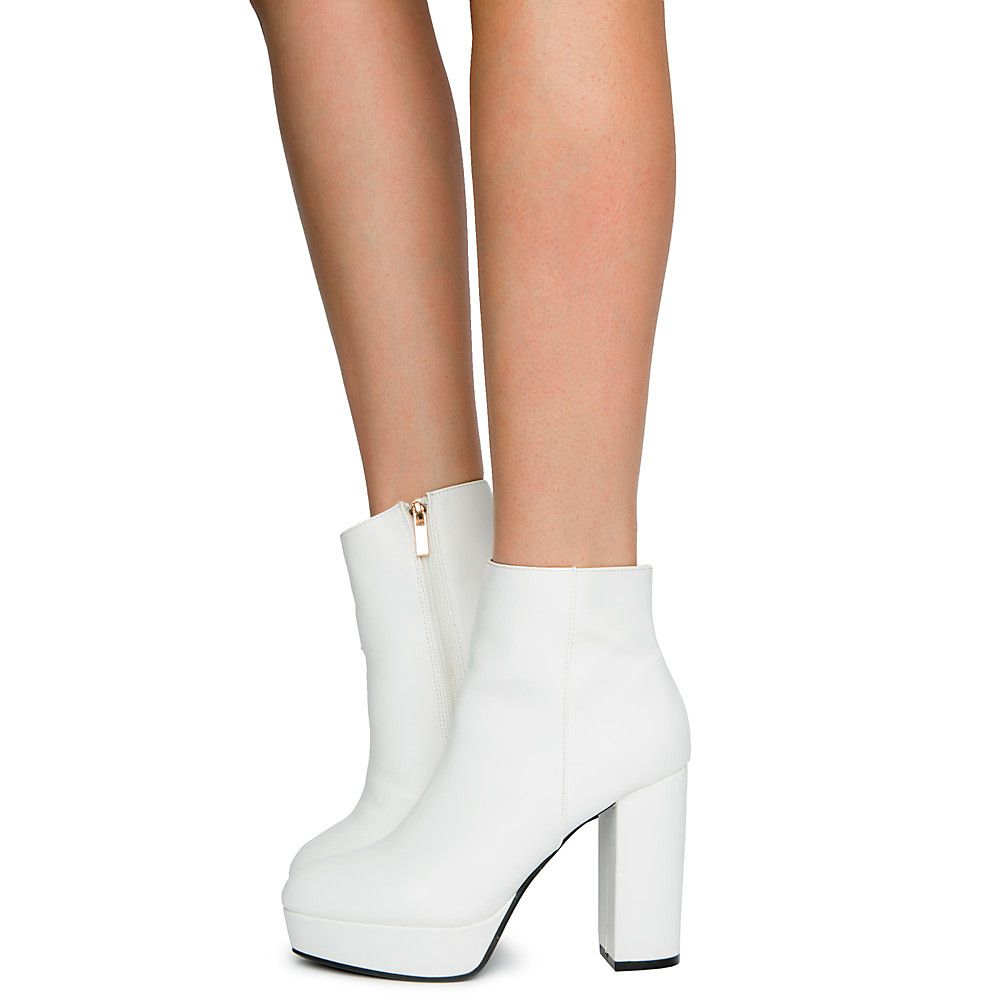 Connection-02m Ankle Boots