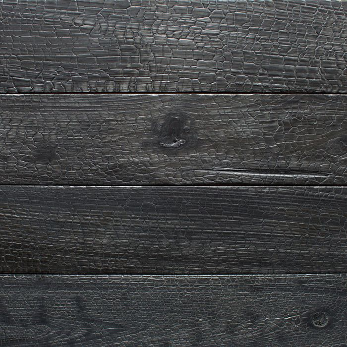 Hai From The Charred Collection By Resawn Timber Co