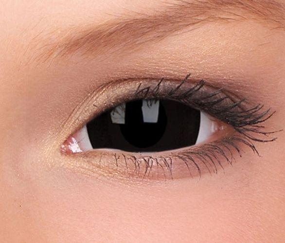 a0d5e93d7e4 Black Mini Sclera Contact Lenses (1 pair)