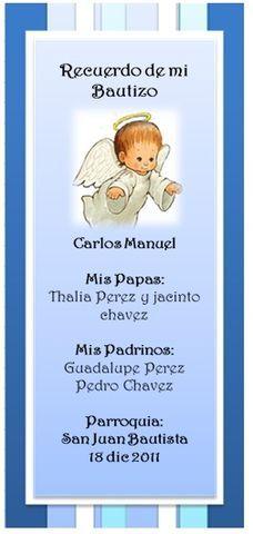 C mo hacer oraciones para bautizos iss pinterest for Poemas para bautizo
