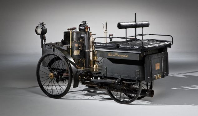 world s oldest car owned by one family for 84 years and a few rh pinterest com