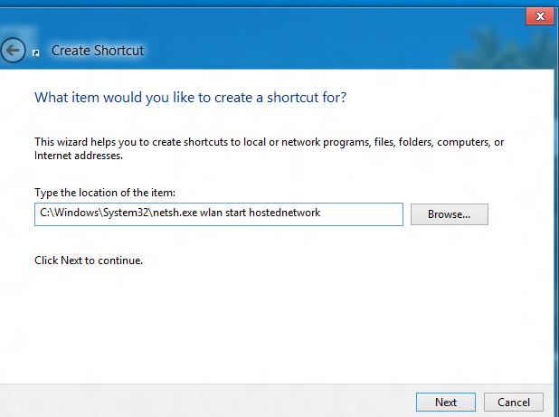 How to Configure WiFi Hotspot in Windows 7 Using Command