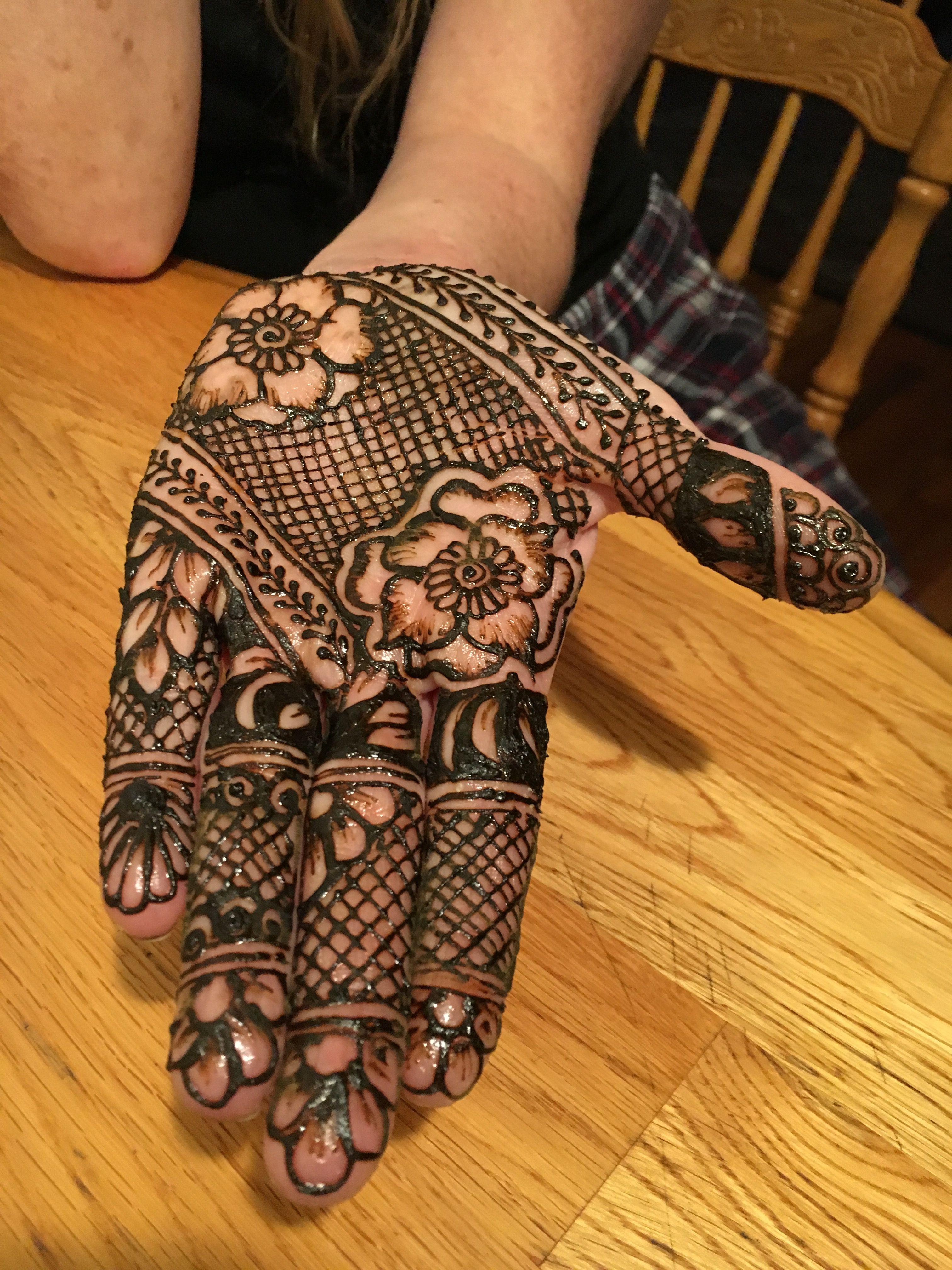 Mehndi Designs Patterns Ideas : Pin by aliyah ali on henna tattoos hennas mehndi