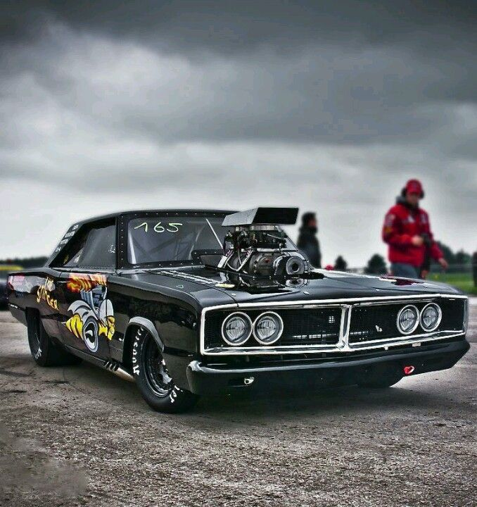 Bad Ass Mopar Scarey looking, in the words of Steppenwolf, if this ...