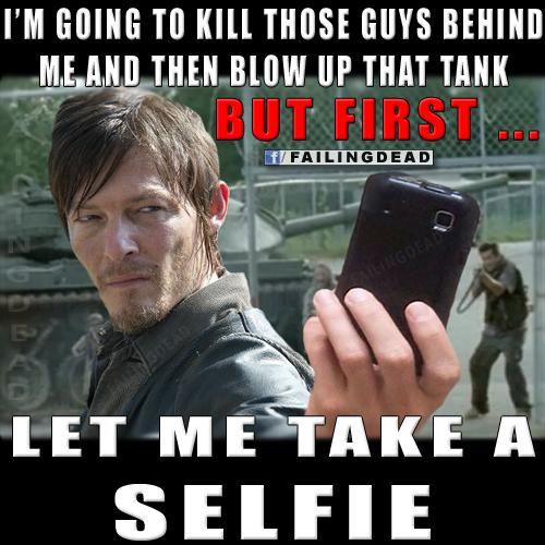 Failing Dead Walking Dead Funny Daryl Dixon Walking Dead Memes