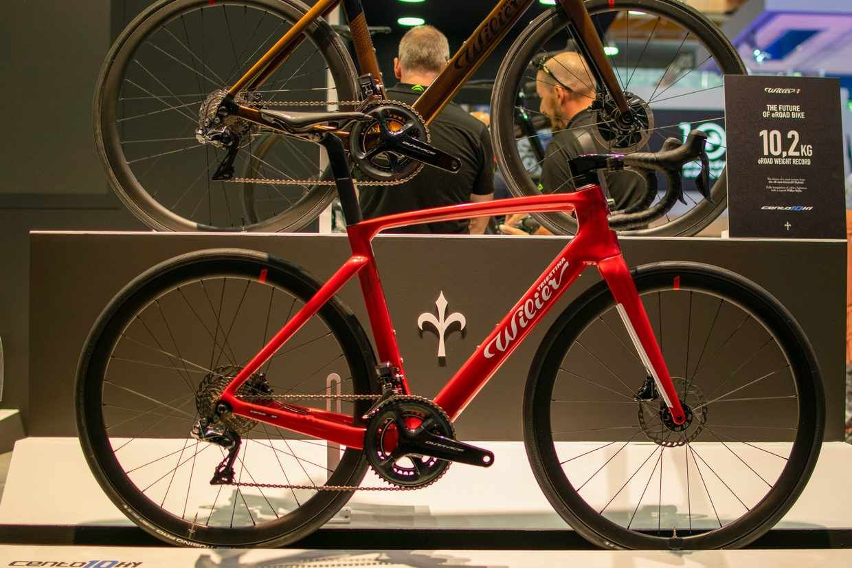 Wilier Claims Its 10 2kg Cento10 Hybrid Is Lightest E Road Bike