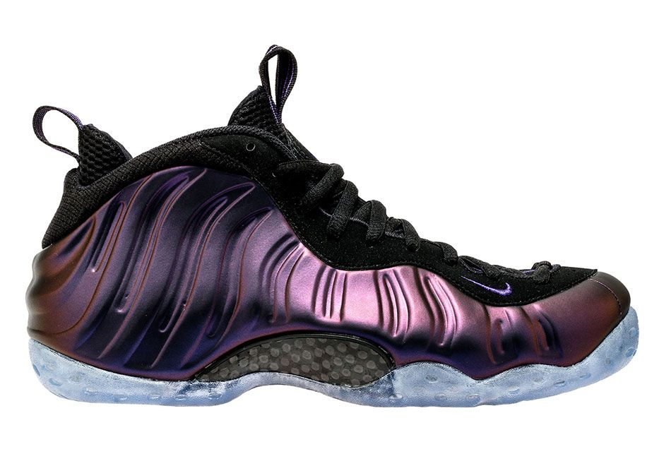 new arrival f2c75 363d8 The Nike Air Foamposite One Eggplant Releases July 29th   SneakerNews.com