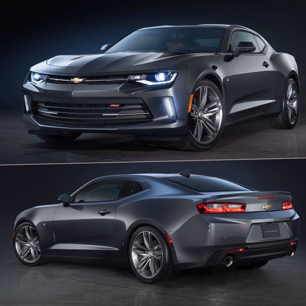 England Luxury Car: 2016 Camaro Maybe Not Very Practical For New England