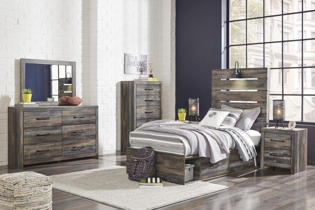 Basile Les Meubles Zip International In 2020 Storage Bed Bedroom Set Bedroom Panel