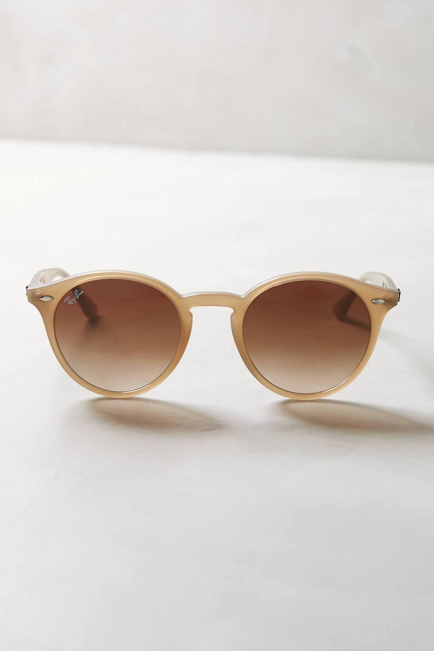 94c43620a Óculos De Sol Rayban Ray Ban Fleck Rb2447 Redondo Original - R$ 150*00 no  MercadoLivre