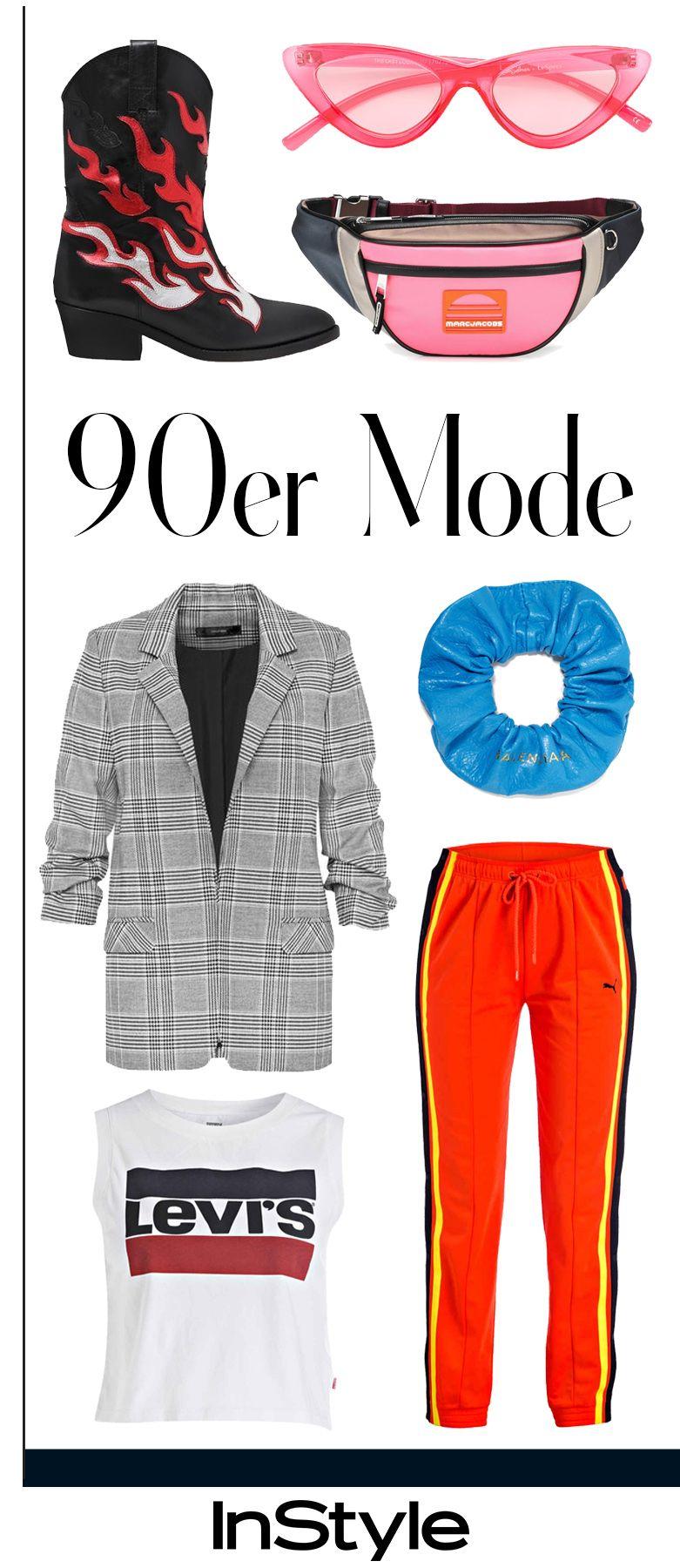 90er Mode: Diese zwölf Trends sind wieder angesagt!