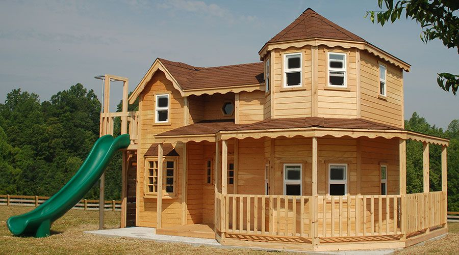 Kids Playhouse Plans Kids Playhouse Plans Playhouse Plans For Outdoor  Construction Of A Wood Playhouse Playhouse Ideas And Play House Furniture  Here Free ...