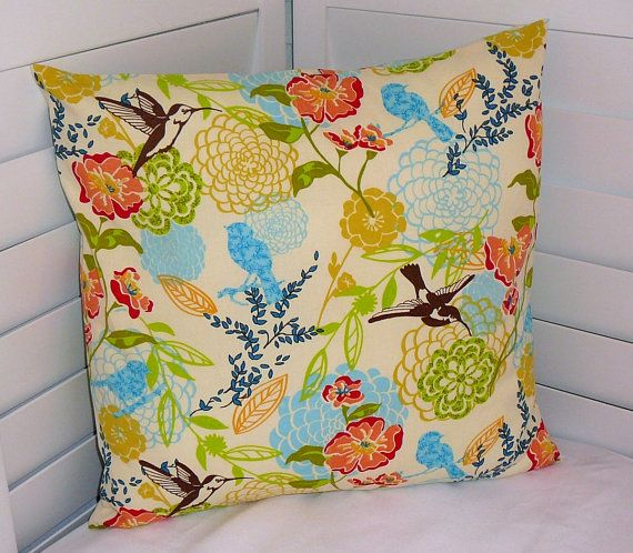 Pillow Cover 40 X 40 Throw Pillow Cover Decorative By CottonWare Custom Joann Fabrics Pillow Covers