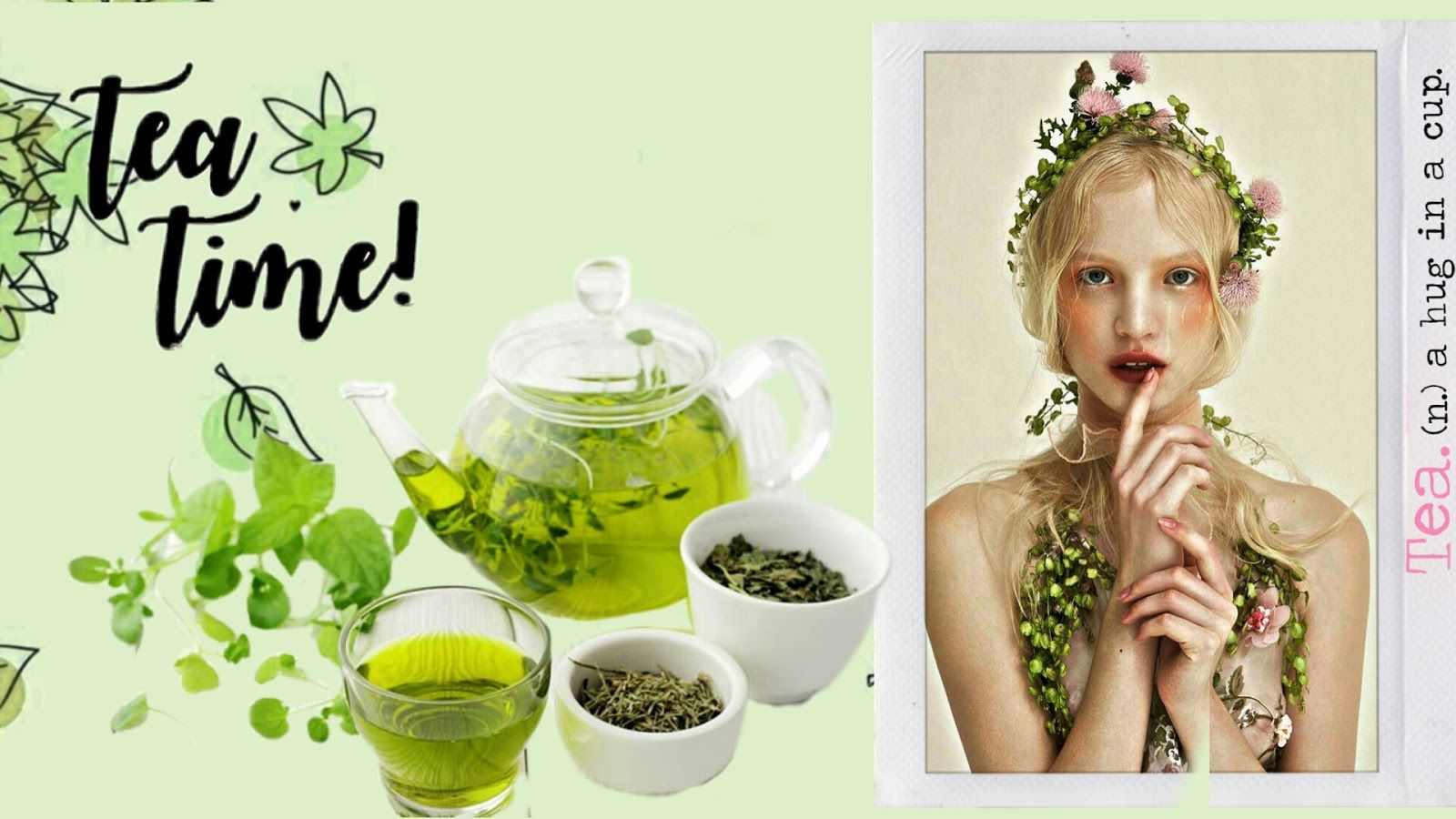 beneficios del té verde para la cara