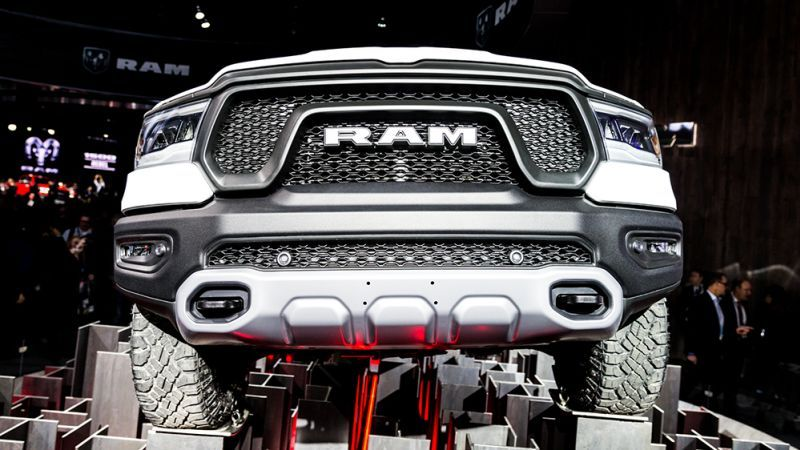Here Are The 2019 Ram 1500 S Easter Eggs 2019 Ram 1500 Ram 1500