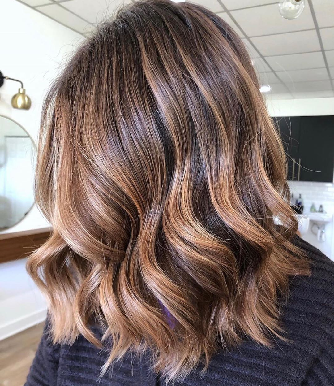 How To Do Instant Soft Beach Waves In 2020 Natural Wavy Hair Hair Color Balayage Honey Blonde Hair Color