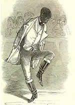 Juba dancing (engraving) - opens new window