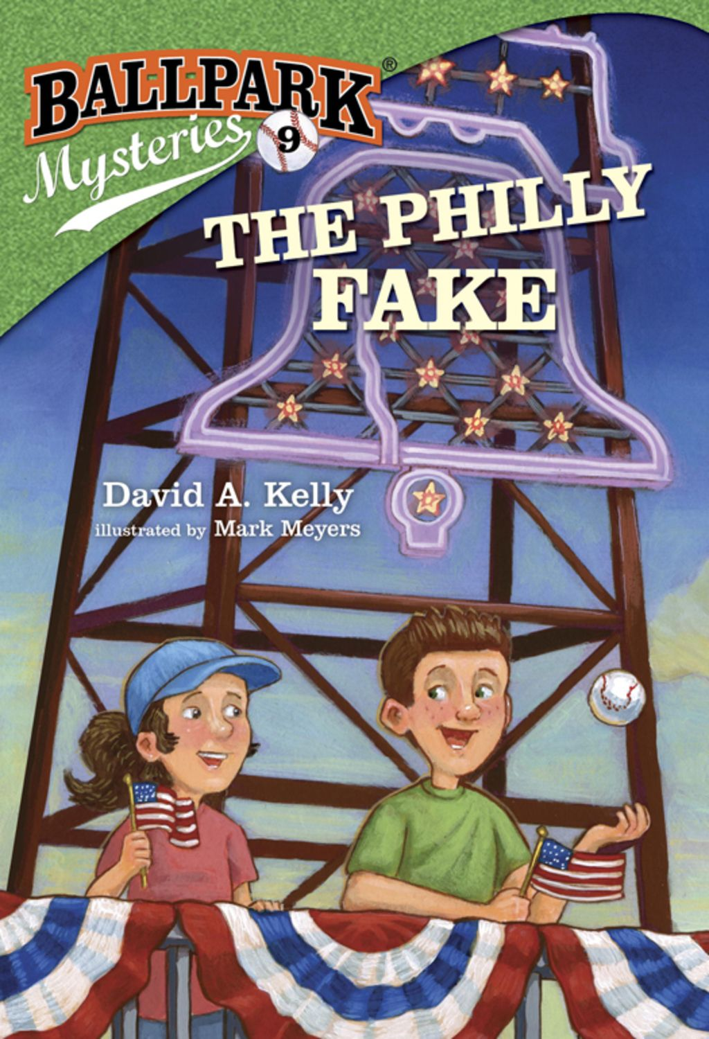 Ballpark mysteries 9 the philly fake ebook easy