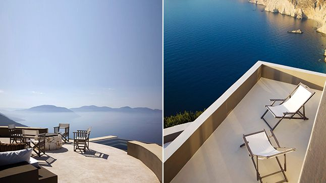 Maison de rêve vue sur la méditerranée