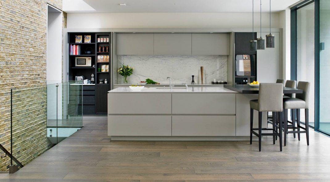 30 cuisines grises et blanches déco et design House
