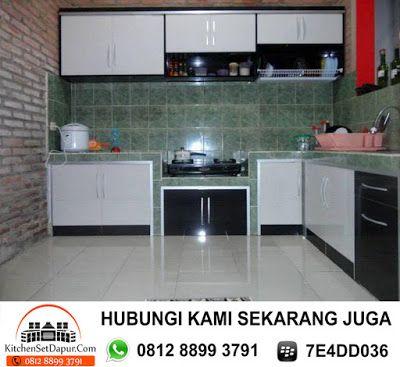 Harga Kitchen Set Aluminium Di Cinere Depok 0812 8899 3791