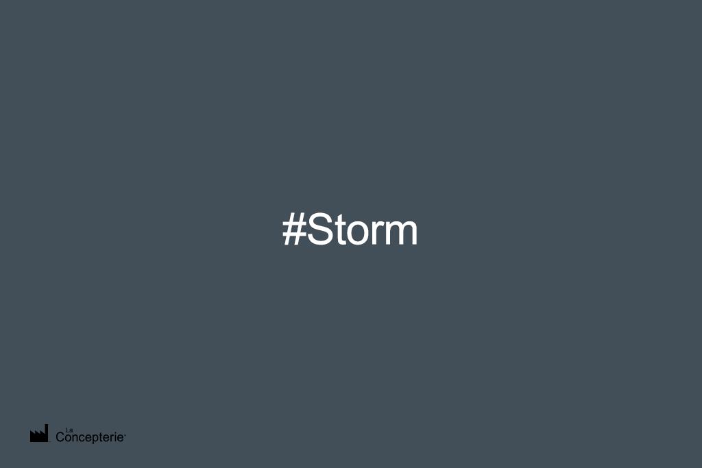 La Concepterie™ | Color #Storm  ©2013 www.laconcepterie.fr
