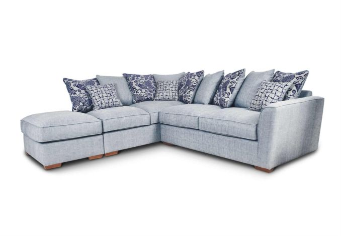 Sofa Pillows Fable LHF Scatter Back Corner Sofa at Furniture Village Fable Gorgeous Living Room Furniture