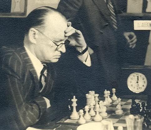 Alexander Alekhine   Chess   Chess, Types of music, British