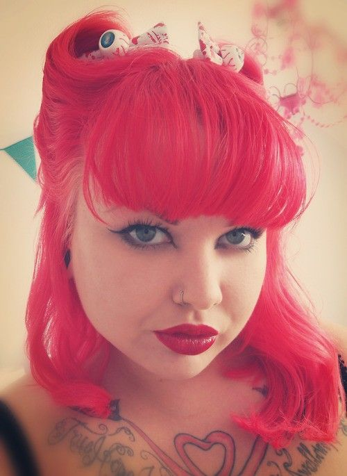 Weekly Tumblr Hair Favs Color Code Red Hair Colors Ideas