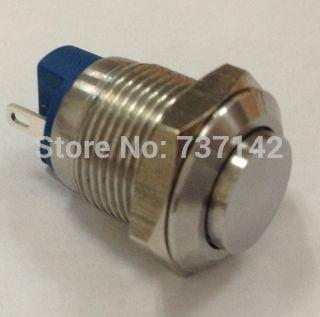 ELEWIND 12mm vandalensicher metall druckschalter (PM121H-10/J/S)