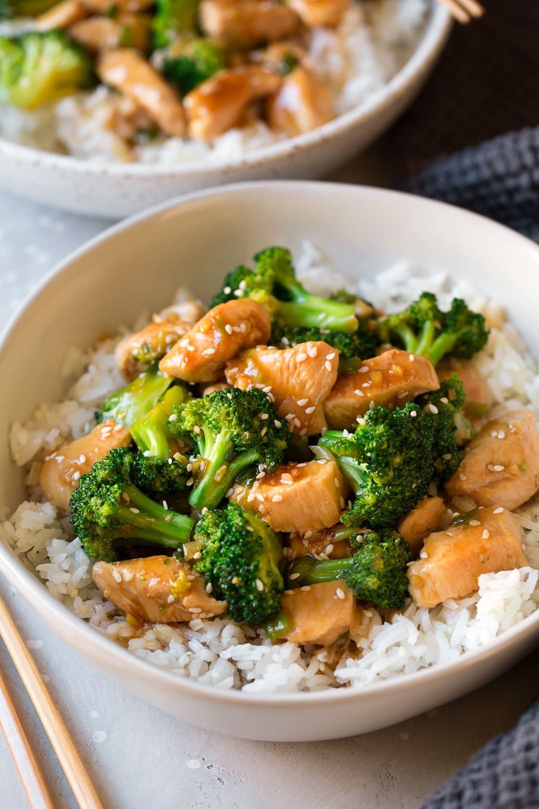 Chicken And Broccoli Stir Fry - Cooking Classy  Asian -2208