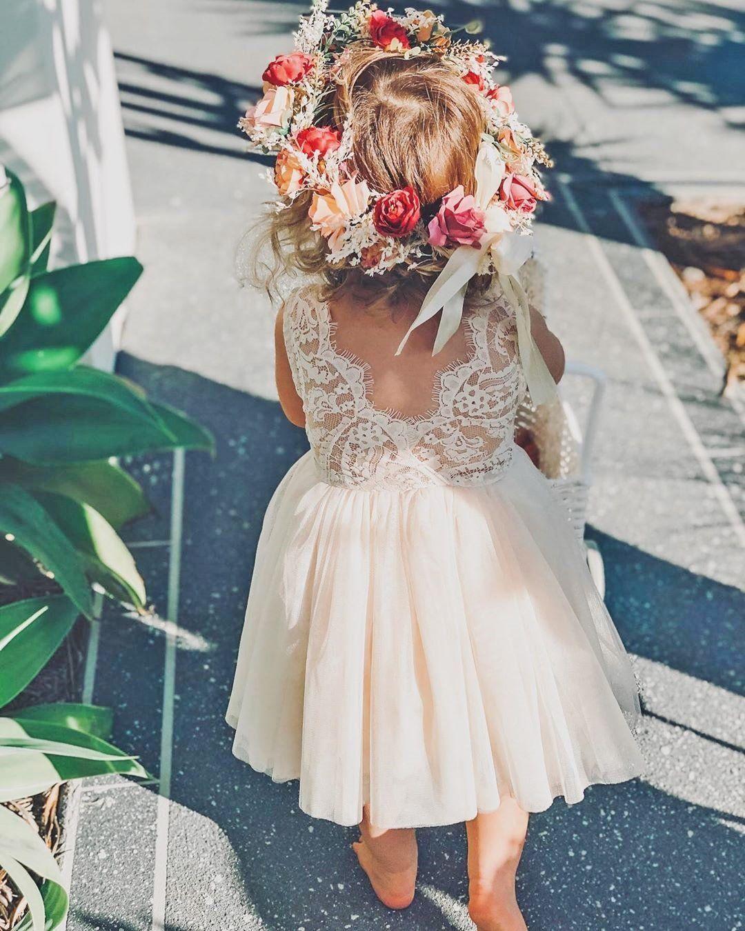 21 Flower Girl Dresses To Create A Magic Look %%sep%% %%sitename%%