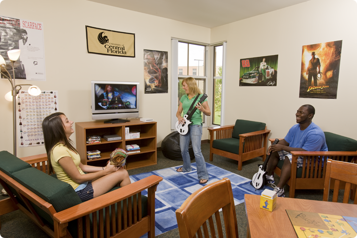 Nike Hercules Apartment Common Area Ucf Housing Options Pinterest