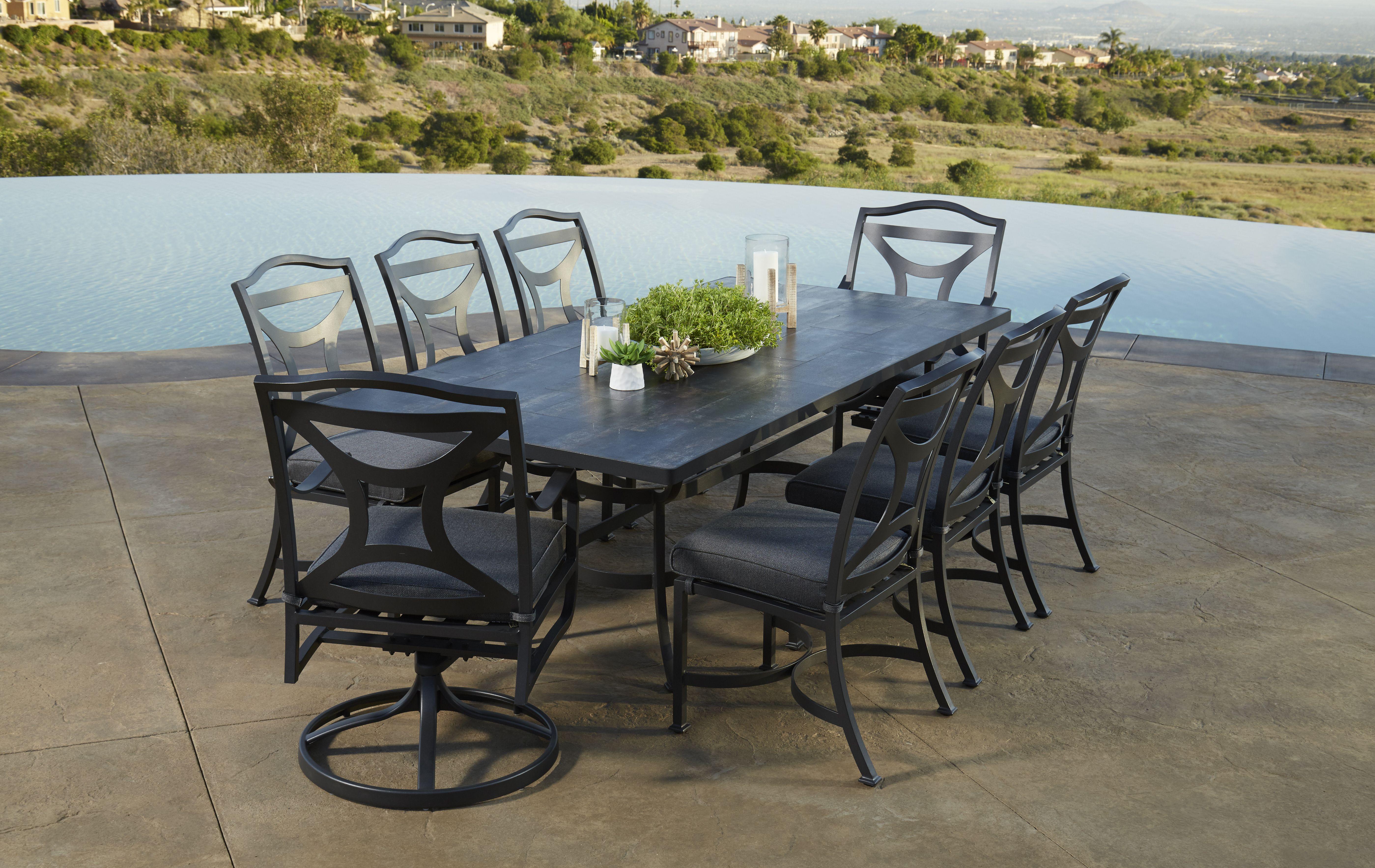 O W Lee Luxury Outdoor Furniture