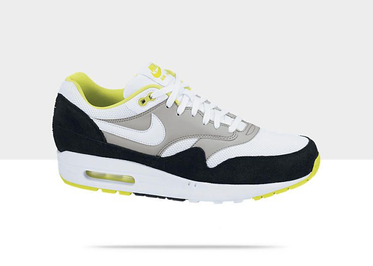 nike air max 1 grey and yellow nz
