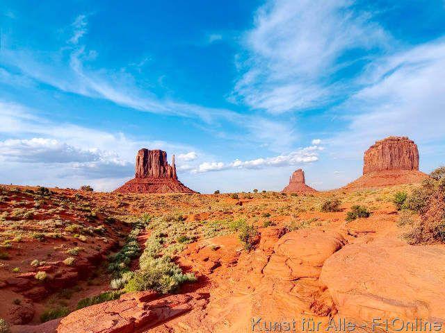 Amerikanisch, Distanz, Sedimentgestein, Trocken, Landschaftlich schön