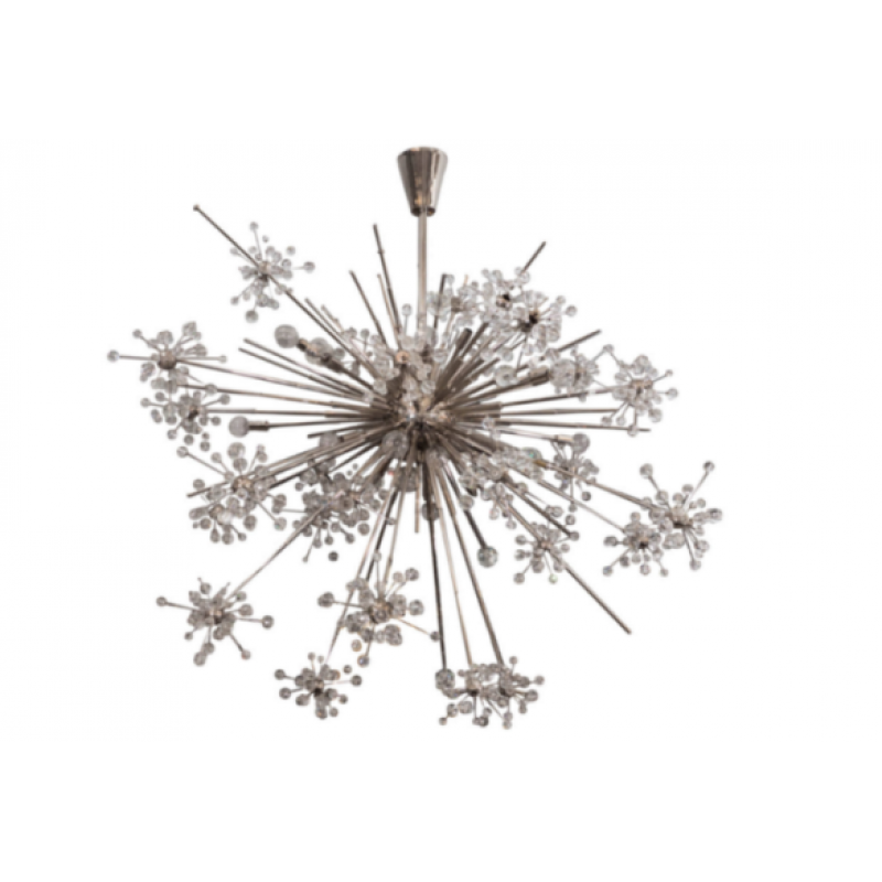 QZ6175 CRYSTAL SPUTNIK  This piece is customize-able to your size, finish and color preference and ships free worldwide!!