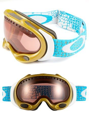 b08e02790338 Oakley  A Frame - Lindsey Vonn Signature Series  Snow Goggles available at   Nordstrom