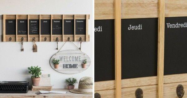 27 objets d co qui vont aussi ranger organiser toute votre maison rangement organisation. Black Bedroom Furniture Sets. Home Design Ideas